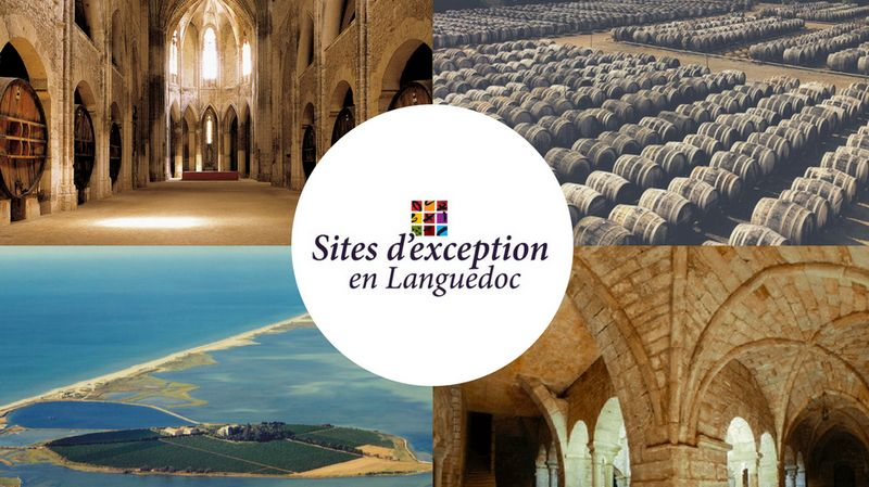 Sites d'exception en Languedoc
